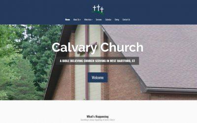 Calvary Church Attains Lofty Goals